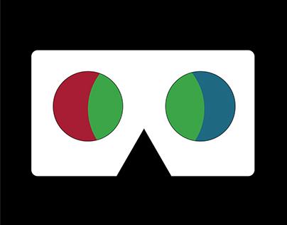 Virtual Reality Web Portfolio Design