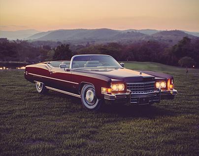 '73 Cadillac Eldorado - Free Model