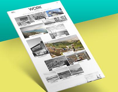 Web development for Mayslits Kassif Architects