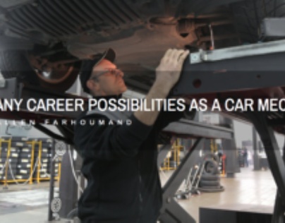 Samir Allen Farhoumand: Career Possibilities as a Car