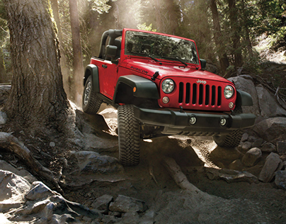 "Jeep "" A whole lot tougher than you think"" Radio 2"