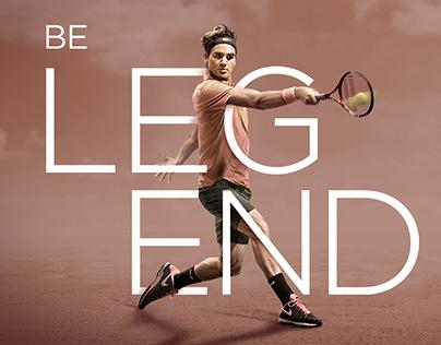 Roland Garros - Be Legend