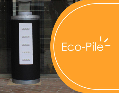 ECO-PILE // Interaction Design