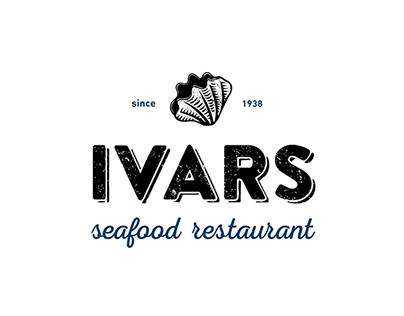 IVARS Seafood Branding