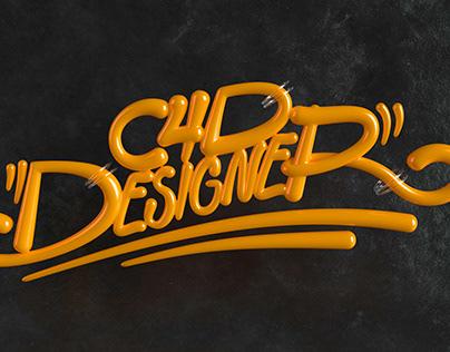 C4D Designer - Type