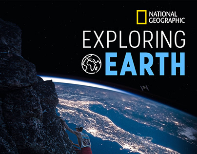 National Geographic Magazine Ad ( Concept )