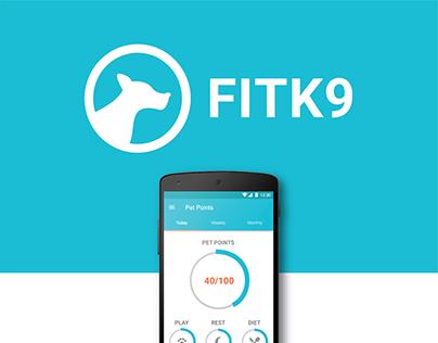 FITK9 Smart Product Prototype