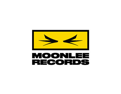 Moonlee Records - Logo redesign