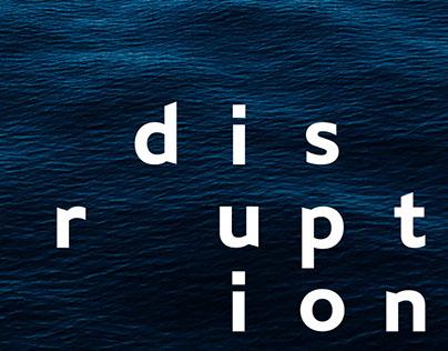 Disruption Capital brand