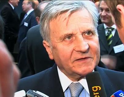 interview Jean-Claude Trichet