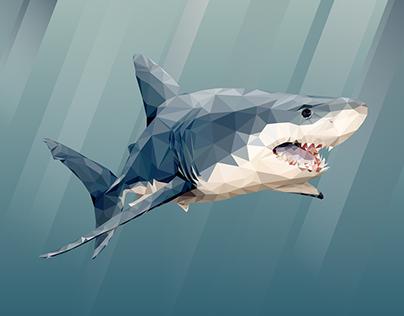 Poly Shark