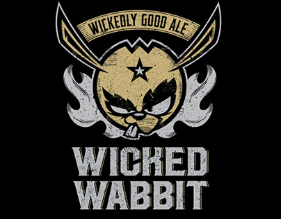Wicked Wabbit - Brand Package design