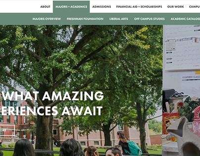 KCAI External Website