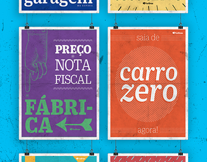 Cartazes - Fiat Enzo