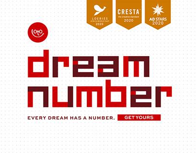 Loto Dream Number
