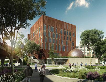 Univeristy of Michigan, Biological Sciences Building