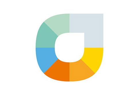 Vlaamse Ouderenraad Logodesign   Branding