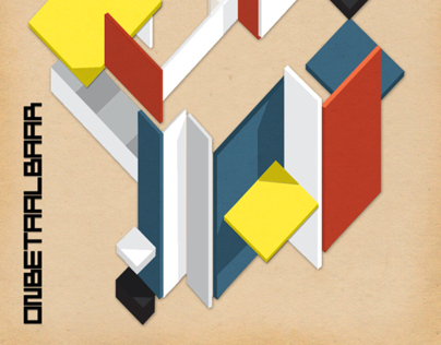 Cut-Paper Illustration: Gallery Exhibition, 2013