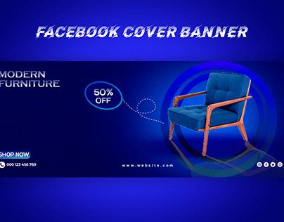 Facebook cover banner,
