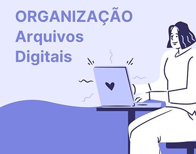 Organização de Arquivos Digitais