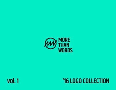 '16 Logo Collection / vol.1