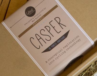 Casper - Ghost Handlebars