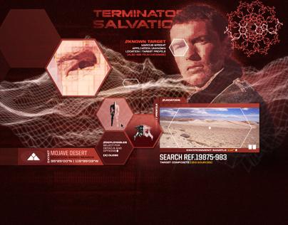 Terminator Salvation INTL Theatrical Website
