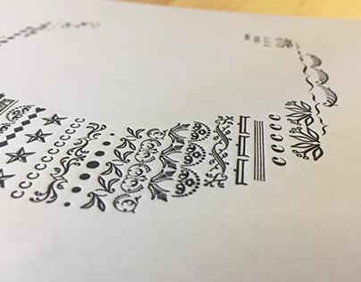 Shaped Type