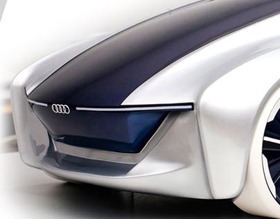 Audi ARTEC MASTER PROJECT
