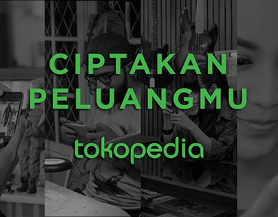 Tokopedia Seller Campaign (Phase 2) - Maybe You Should