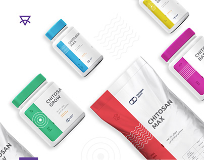 Chitosan.Egypt - Demo - Packaging Design