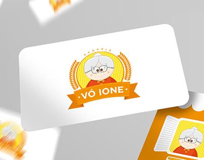 Padaria Vó Ione - Identidade Visual