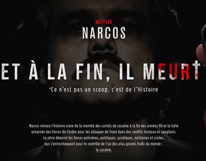 Netflix Narcos - Longread Allociné