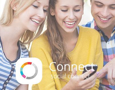 Connect - Social App Design