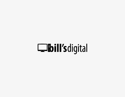Logo - Bill's Digital