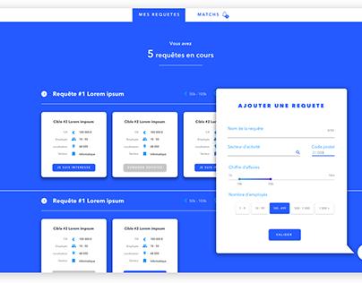 CAIRN - UI/UX Design