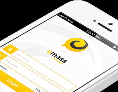 Emass Messenger Design