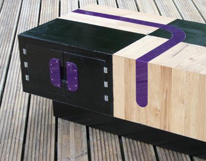 Drip - Coffee Table