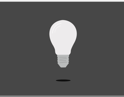 Lightbulb Animation