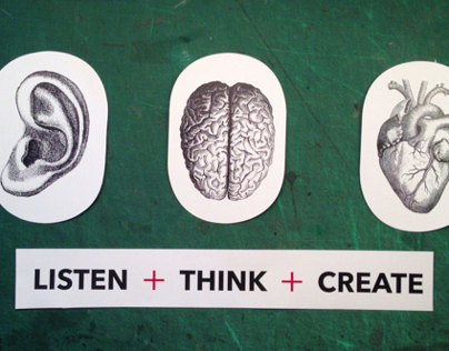 Listen Think Create