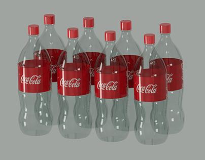 CocoCola Bottles
