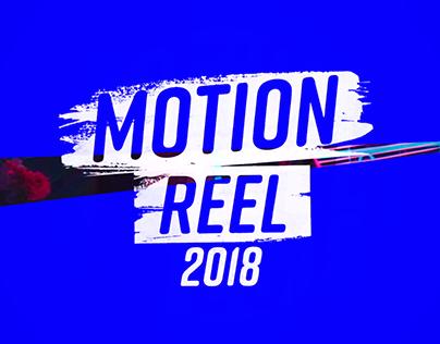 MOTION REEL 2018 - JCUT