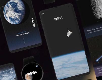 NASA APP | Concept Design