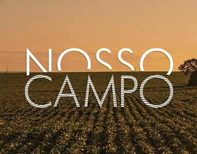 Rebranding NOSSO CAMPO