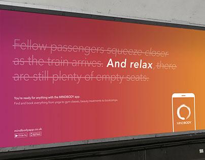 MINDBODY - UK Advertising Campaign