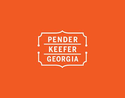 Pender Keefer Georgia
