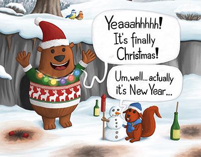 Finally Christmas!