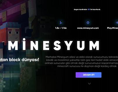 Minesyum Animasyonlu Konu Tasarımı