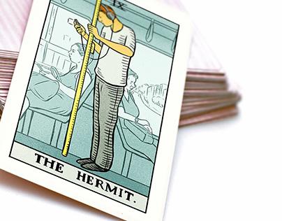 Spirit of our time, Tarot cards