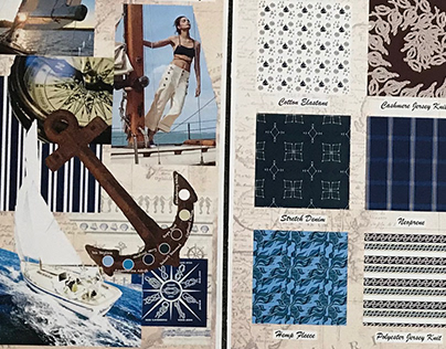 """Sealegs"" CAD flats, illustrations, and print design"